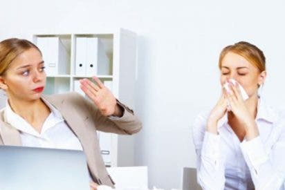 Estas son las 8 zonas con más virus y bacterias en la oficina ¡Evítalas!