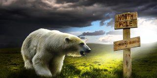 El Polo Norte se sigue moviendo y ya ha atravesado el meridiano de Greenwich