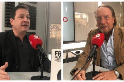 """Fernando Paz y Javier García Isac: """"La izquierda española tiene el récord Guinness en golpes de Estado y asesinatos políticos"""""""