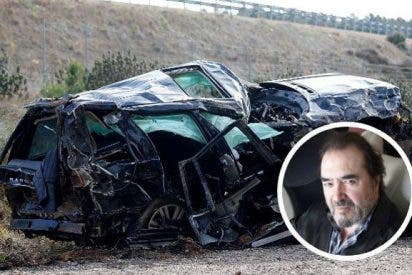 Se mata Patxi Andión, icono de la canción protesta española de los 70, en un accidente de tráfico