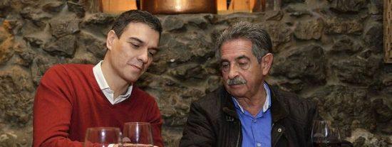 Revilla provoca una furibunda reacción de Sánchez al conocer el voto en contra de los regionalistas cántabros