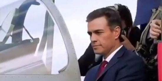 Buenafuente convierte a Pedro Sánchez en protagonista alternativo de 'TOP GUN: Maverick'