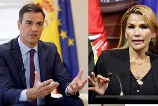 El gobierno de Pedro Sánchez contraataca y expulsa a tres diplomáticos de Bolivia