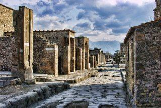 ¿Sabías que un español fue quien descubrió por error las ruinas de Pompeya?