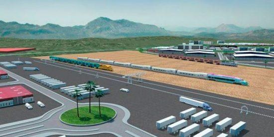 """El """"Puerto Seco"""" de Antequera será una realidad en 2020"""