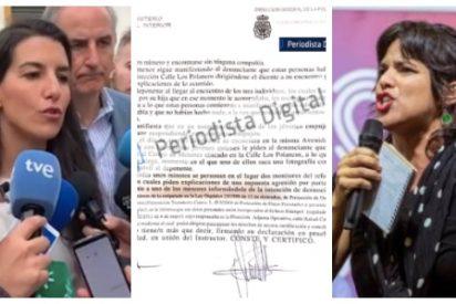 """Tres 'menas' de los que Podemos dijo que eran """"nuestros niños"""" acosan a una menor de edad en Sevilla"""