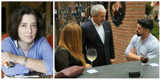 Rosa Belmonte manda a la cuadra al hombre que dejó en ridículo a su cita televisiva en 'First Dates'