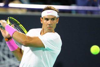 Rafa Nadal despide su victorioso 2019 con remontada ante Tsitsipás y título en Abu Dabi