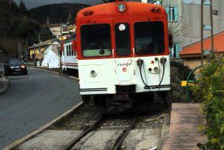 Muere una mujer de 60 años y otra resulta herida al ser arrolladas por un tren de Cercanías en Cercedilla