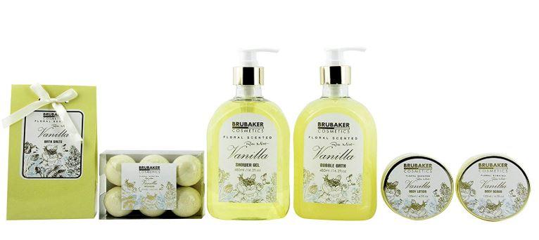set de baño idea de regalo de belleza