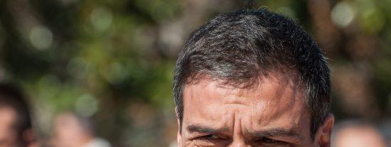 Más de 30 intelectuales exigen en un manifiesto la dimisión de Pedro Sánchez