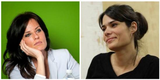 """La genial idea de Cristina Seguí para que le conmuten a Isa Serra su pena de cárcel: """"Mándenla al Zara a doblar jerseys!"""""""