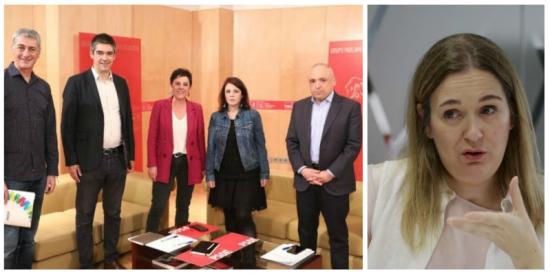 Simancas (PSOE) se pone farruco defendiendo el diálogo con Bildu y C's le baja los humos recordando a los asesinados socialistas Pagaza y Múgica