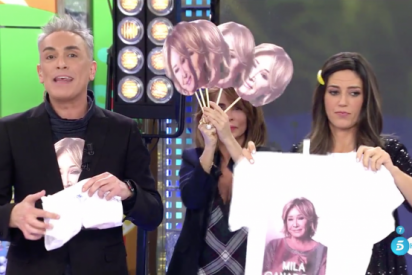 Los espectadores de Telecinco indignados por la descarada campaña de 'Sálvame' para que Mila Ximénez gane 'GH VIP 7'