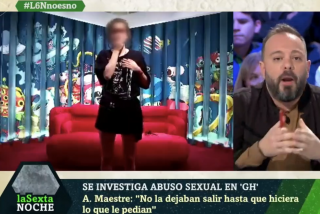 El Quilombo / Las contorsiones de Antonio Maestre para seguir cobrando de Mediaset: culpar en laSexta al 'Súper de GH' de la presunta violación de Carlota