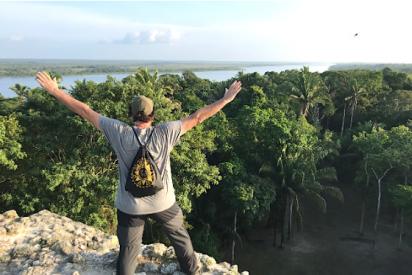 Crónicas Mayas: Los cocodrilos de Lamanai en Belice