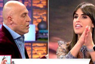 El plató de 'Viva la vida' se convierte en 'Sálvame' con el brutal enfrentamiento entre Sofia Suescun y Kiko Matamoros