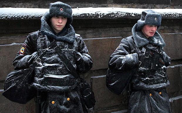 EEUU desvela que Rusia aumenta peligrosamente su presencia militar en Ucrania