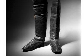 Subastan esta botas de Napoleón en París por más de 117.000 euros
