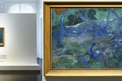 Subastan esta pintura de Paul Gauguin por 10,5 millones de dólares