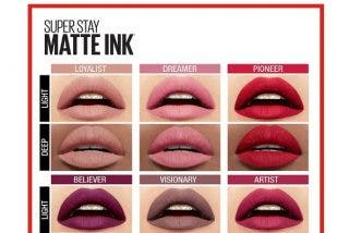Superstay Matte Ink pintalabios de Maybelline