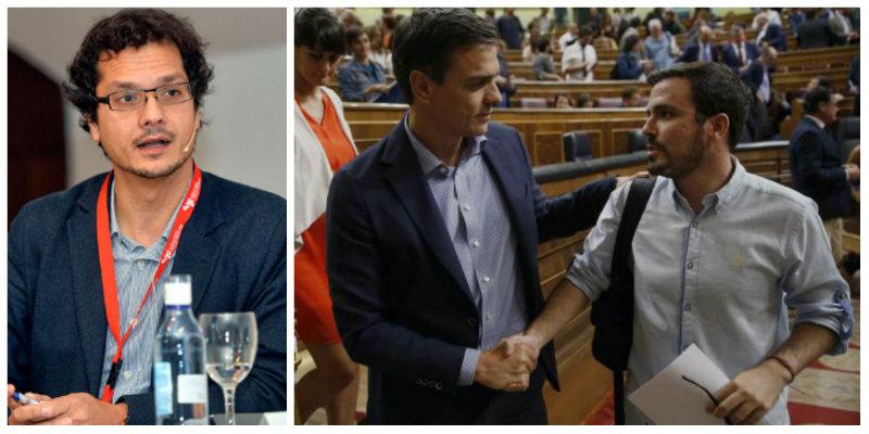 Pacto de la vaselina: Torreblanca provoca la parálisis de Sánchez sobre las intenciones de su futuro ministro podemita de Justicia