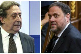 """Mazo de palos de Ussía a los """"put**"""" tribunales europeos con recado de propina al insomne Sánchez"""