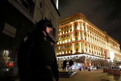 KGB: Un misterioso tiroteo con muertos en la siniestra Lubianka, sede del servicio secreto ruso