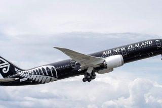 Air New Zeland servirá el café a los pasajeros en tazas comestibles para reducir la contaminación
