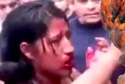 Queman viva a una chica, víctima de violación, cuando iba a testificar al tribunal