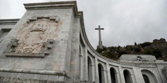 El Valle de los Caídos registra menos visitantes en el primer noviembre sin Franco