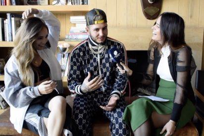 """ENTREVISTA PD / Omar Montes y Ana Mena lo tienen claro 'como el agua': """"Haríamos una colaboración con Pantoja, no con Isa P."""""""