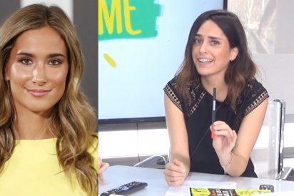 """La lotería más personal de María Pombo: """"Me tocó hace años"""""""