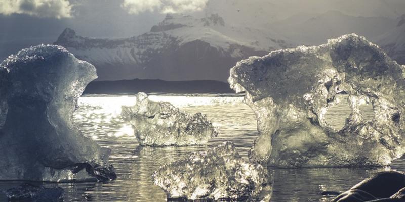'Alerta climática mundial': La Antártida registra la mayor cantidad de hielo derretido en un sólo día