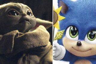 'Guerra de bebés': El bebé del tráiler de 'Sonic' arrasa en la Red y surgen las comparaciones