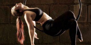 Circo: escalofriante caída al vacío y rotura de cráneo de una acróbata