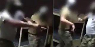 Soldados de la Marina de México hacen una parodia burlándose del himno feminista 'Un violador en tu camino'