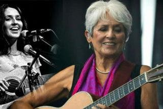 Joan Baez: 'We shall overcome'