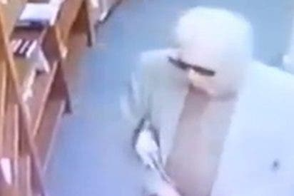 Pillan al embajador de México en Argentina robando en una librería de Buenos Aires y lo obligan a volver a su país tras difundirse el video