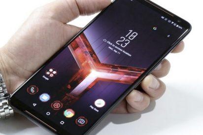 El ASUS ROG Phone II elegido el mejor móvil del mercado según los expertos del servicio chino AnTuTu