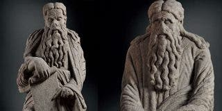 La izquierda se queda de piedra después de que la justicia haya dado la razón a los Franco sobre la titularidad de las estatuas del Maestro Mateo