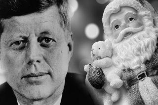 Sale a la luz la carta desconocida que Kennedy escribió a una niña que temía que la URSS matara a Papá Noel con una bomba atómica