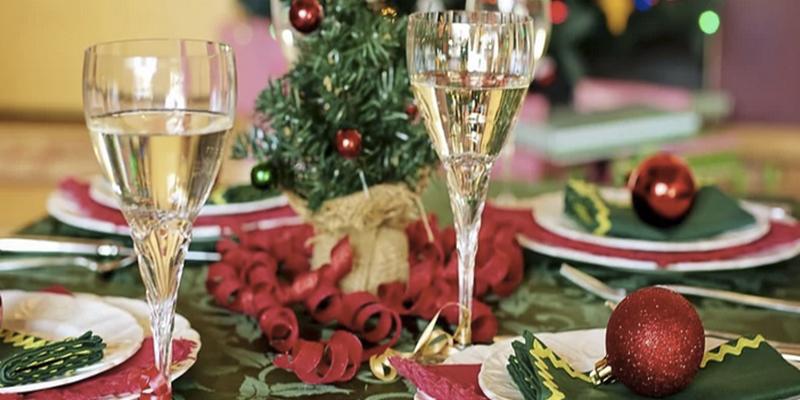 Ni te imaginas el origen de las comidas tradicionales de Navidad