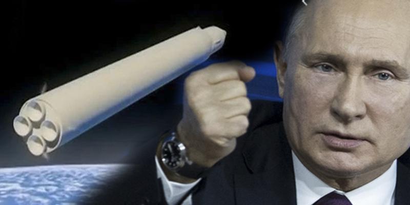 Así es la Avangard; el arma definitiva del futuro, en manos de los rusos