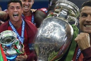 Cristiano Ronaldo confiesa que se emborrachó cuando ganó