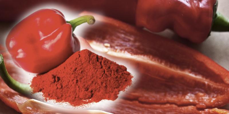 Pimentón: el oro rojo para nuestra salud