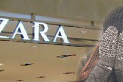 Condenan a no poder entrar en los Zara de Zaragoza a una chica que devolvía ropa usada
