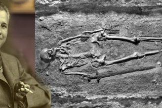 El extraño misterio tras el esqueleto secuestrado por los nazis y los soviéticos