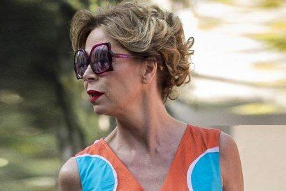 Ágatha Ruiz de la Prada se pira al Caribe a pasar las Navidades, muy lejos del Chatarrero