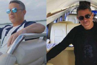 """VOX retrata al """"millonario"""" progre Alejandro Sanz por tener el papo de exigir sacrificios a la ciudadanía en favor del clima mientras él contamina con sus yates y cochazos"""